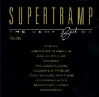Cover Supertramp - The Very Best Of [1989]